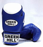 Боксерские перчатки кожа зам, фото 1