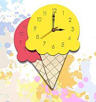 """Настенные часы """"Мороженное"""""""