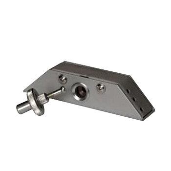 Электромеханический замок Promix-SM101.00.3, угловой, НО, 12В/0,1А, с датчиками, серебро
