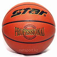Баскетбольный мяч Star Professional, фото 1