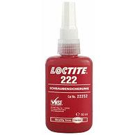 Loctite 222 Резьбовой фиксатор 50 мл.