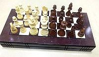 Шахматы 3в 1 (380мм х 380 мм), фото 1