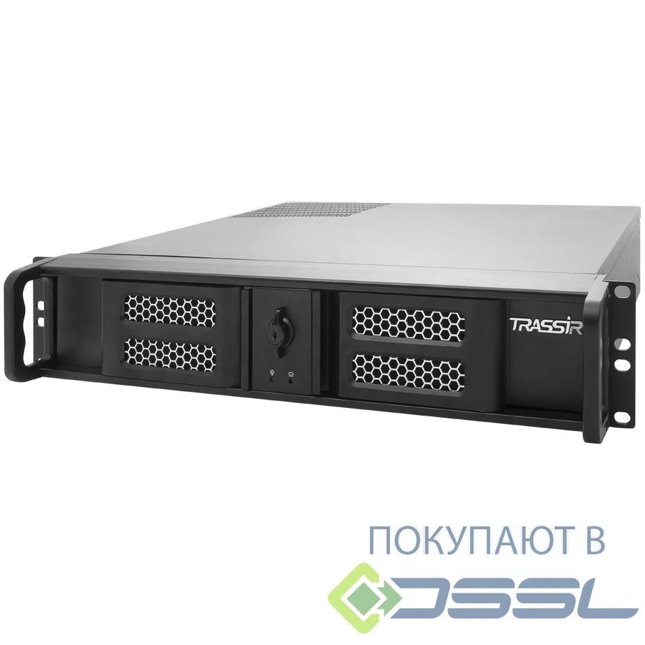Цифровой видеорегистратор TRASSIR DuoStation AnyIP 16 RE