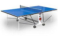 Всепогодный теннисный стол Start Line Compact Outdoor 2 LX с сеткой, фото 1