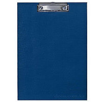 Доска с зажимом Attache, А4, синяя