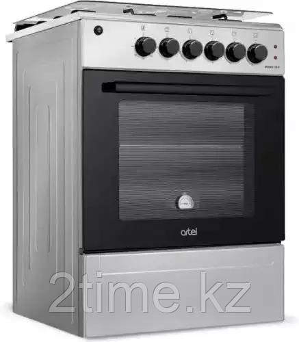Плита комбинированная Artel MILAGRO 50 10-E белая/коричневая/серая/черная
