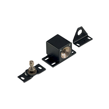Электромеханический замок Promix-SM102.00, накладной, НО, 12В/0,1А, черный