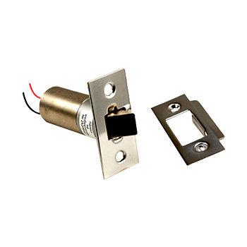 Электромеханический замок Promix-SM203.00.2, врезной, НО, 12В/0,085А, с датчиком