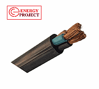 Медный силовой резиновый кабель КГ 3х 6+1х4, фото 4