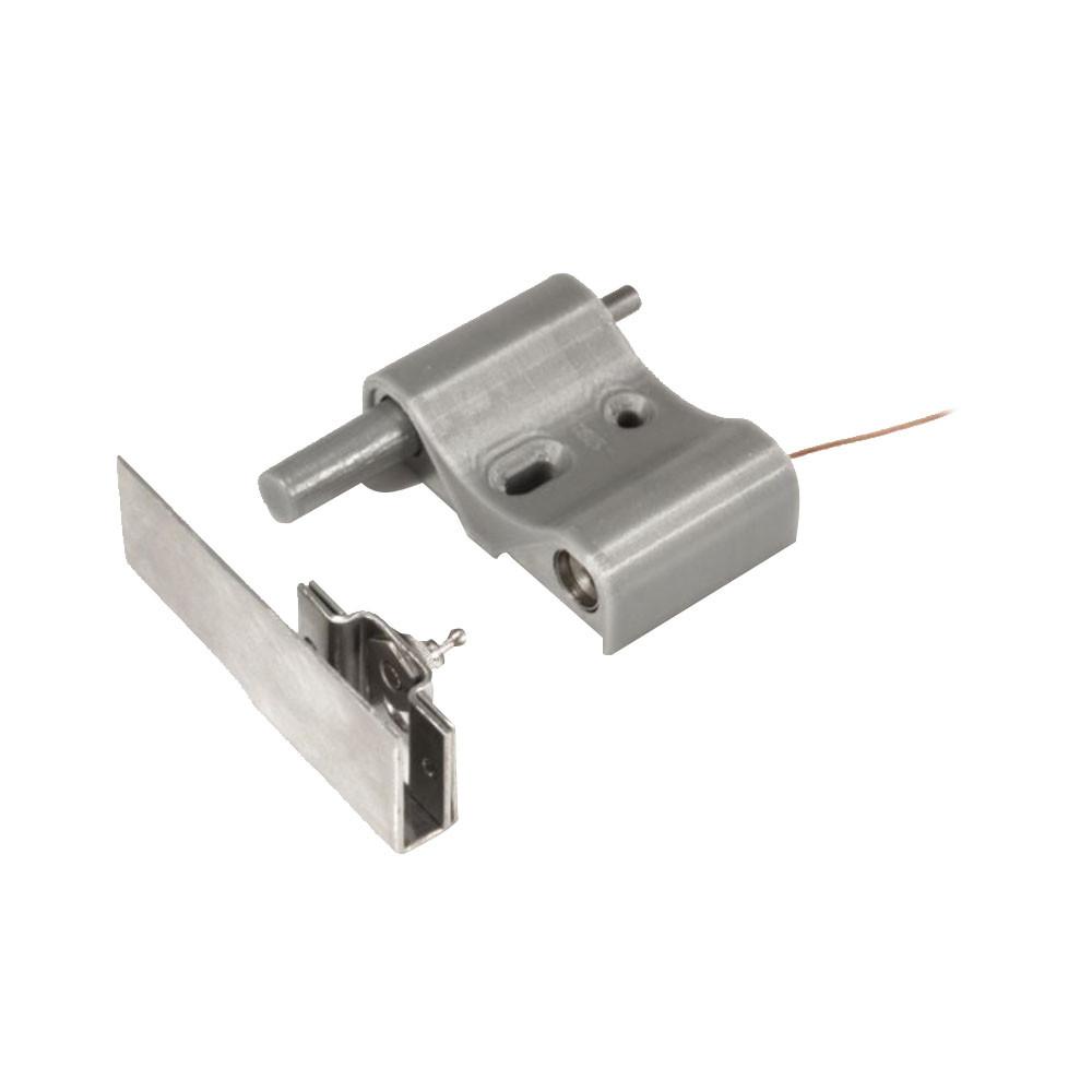 Электромеханический замок Promix-SM112.10, с толкателем, для мебели, НЗ, 12В/0,1А