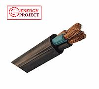 Медный силовой резиновый кабель КГ 3х35+1х10, фото 4