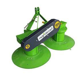 Косилка роторная садовая Agrolead Gladiator 1,85