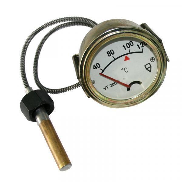 Указатель температуры воды + датчик УТ-200Р