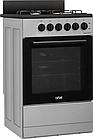 Плита комбинированная Artel MILAGRO 50 00-E серый