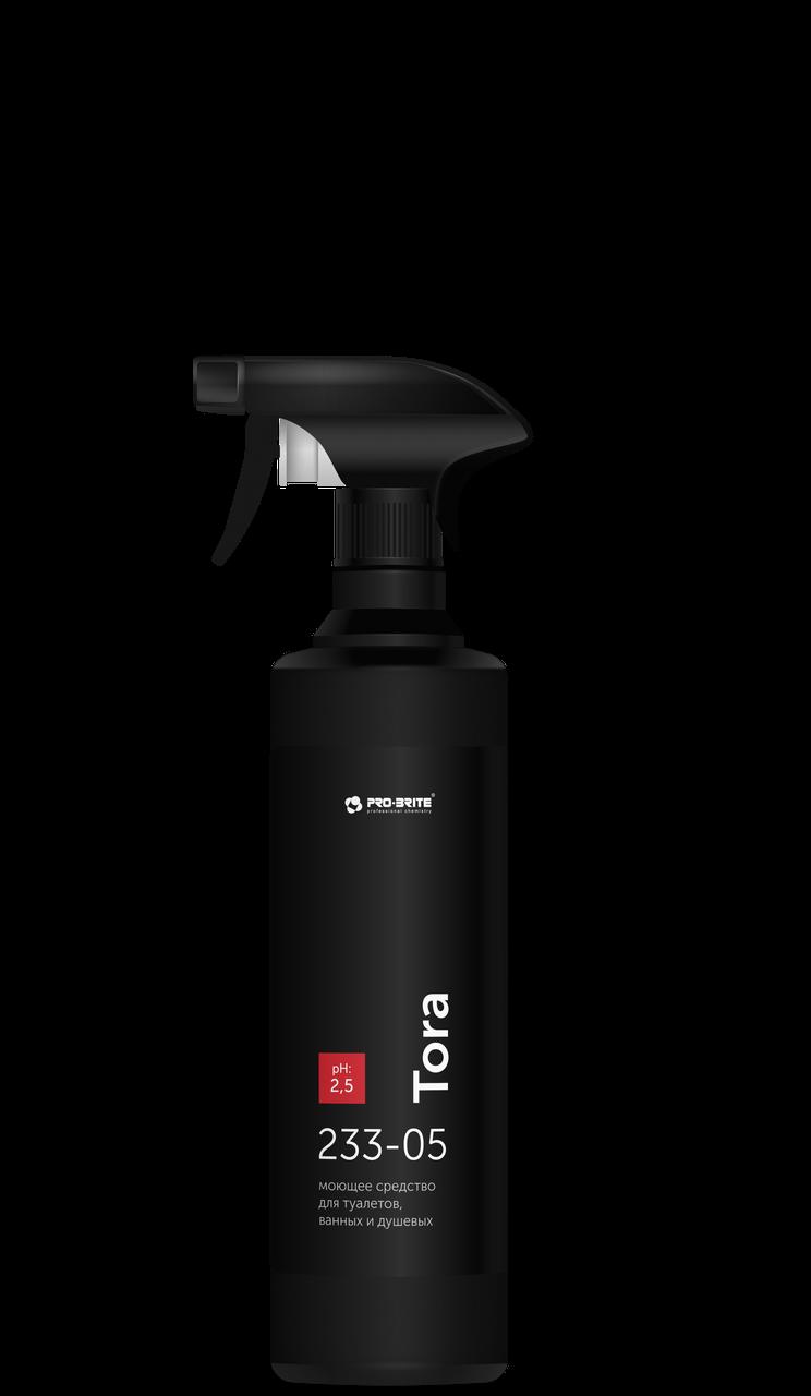 Моющее средство для туалетов, ванных и душевых Tora