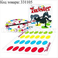Игра Твистер напольная (Twister) подвижные игры 165 х 110 см