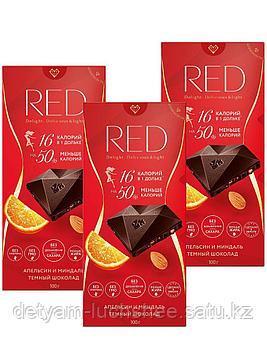 Шоколад RED Delight Тёмный