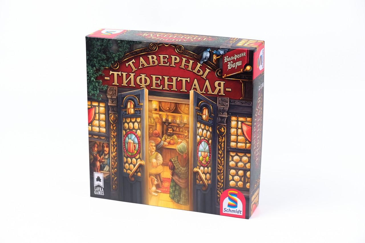 Настольная игра: Таверны Тифенталя