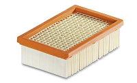 Фильтр плоский складчатый для пылесосов KARCHER MV 4-MV 6