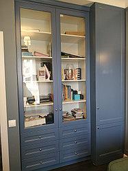 Шкаф для книг и вещей
