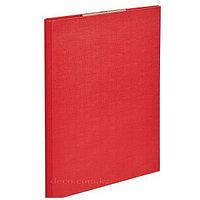 Папка-доска с зажимом Attache, А4, красная