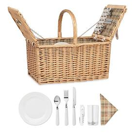 Плетеная корзина для пикника, MIMBRE PLUS
