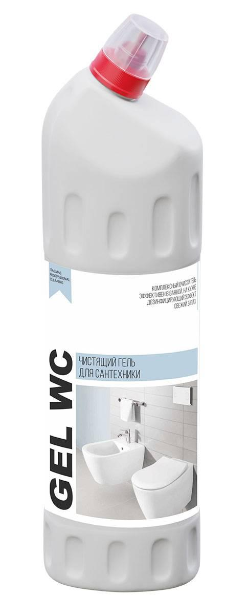 Чистящий гель для сантехники GEL WC