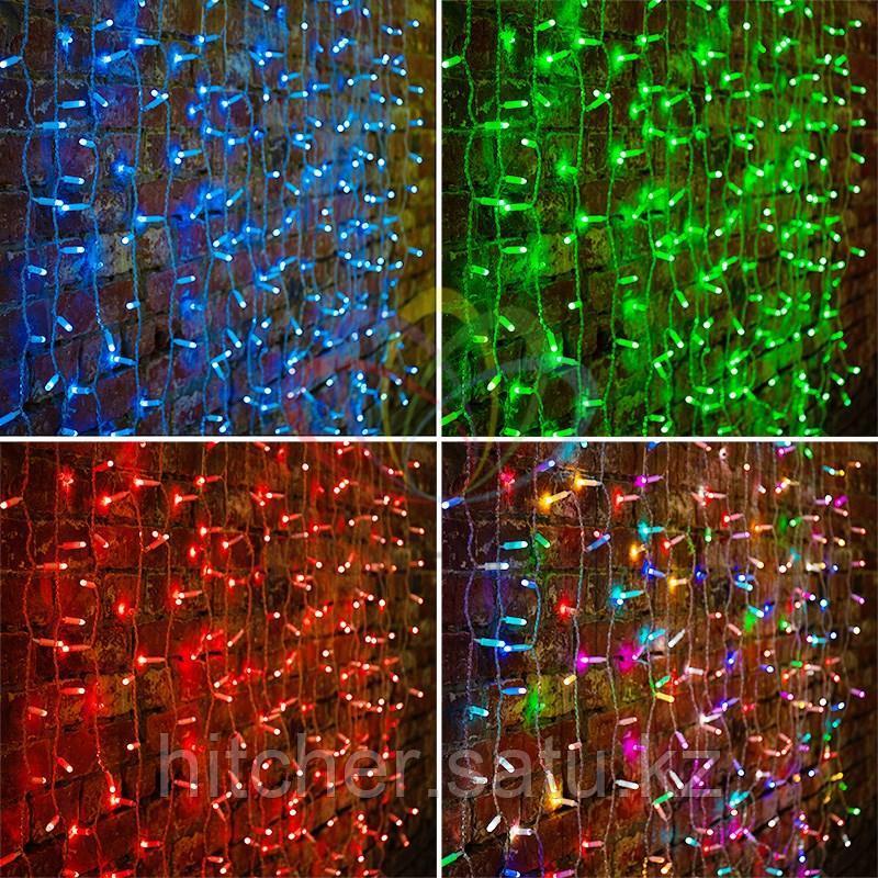 Занавесы с динамикой(водопады, RGB, управляемые)