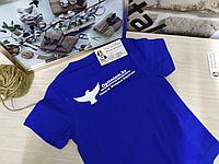 Печать на одежде в Нур-Султане