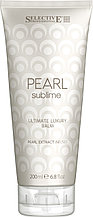 Бальзам с экстрактом жемчуга Selective Pearl Sublime Ultimate Luxury 200 мл.