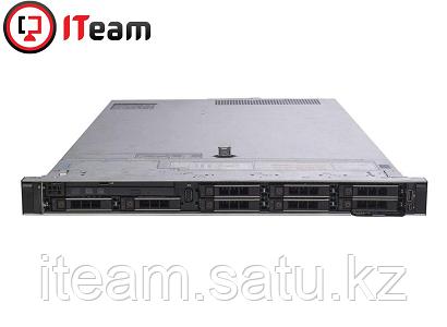 Сервер Dell R640 1U/1xSilver 4208 2,1GHz/32Gb/2x1,2Tb SAS