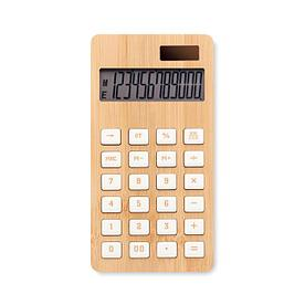 Калькулятор из бамбука, CALCUBIM