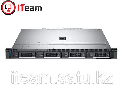 Сервер Dell R6515 1U/1xAMD EPYC 7262 3,2GHz/8Gb/No HDD/1x550w