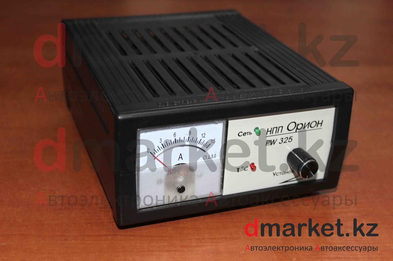 Зарядное устройство для автомобильных аккумуляторов Орион PW 325, 15 Ампер, 12 Вольт