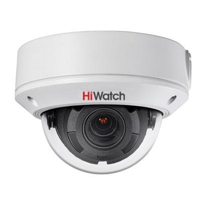 HiWatch DS-I258 (2.8-12.0mm) IP камера купольная