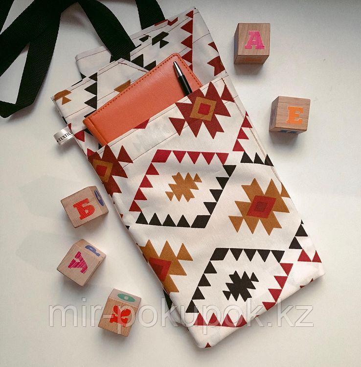 Шопперы с карманами ( сумка )
