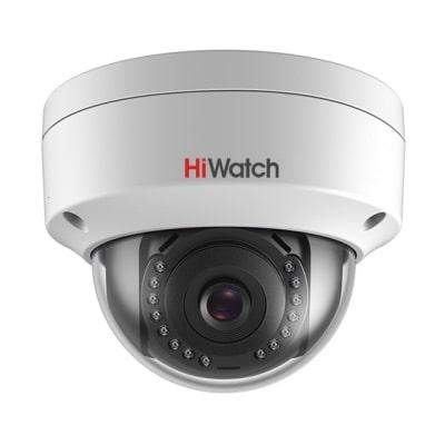 HiWatch DS-I202-L (2.8mm) IP камера купольная