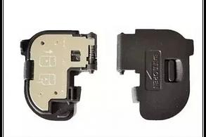 Крышка батарейного отсека от фотоаппаратов Canon и Nikon, фото 3