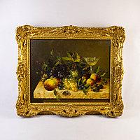 «Натюрморт с виноградом» Автор: Hamid Mehrnia , 1942г.р. Известный в Европе художник. Родится в Иране в 1942