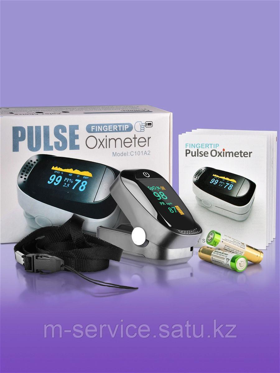 Пульсоксиметр IMDK medical (Германия, оригинал) Гарантия 3 месяца! - фото 1