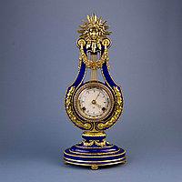 Каминные часы в стиле Людовика XVI. Модель «Мария-Антуанетта».