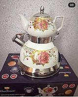 Набор чайников , заварник керамический