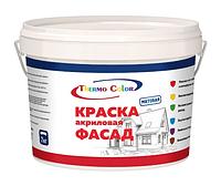Краски акриловые ThermoColor фасадные 7 кг