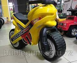 "НОВИНКА!  Каталка-мотоцикл ""МХ"""