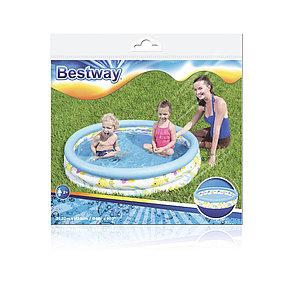 Надувной бассейн Bestway 51009