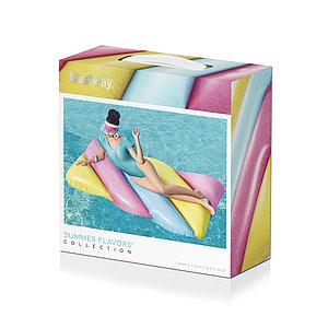 Надувной пляжный матрас Bestway 43187