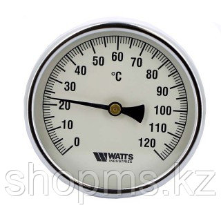 Термометр WATTS TAB 63/120 (0-120 С) арт. 10006504