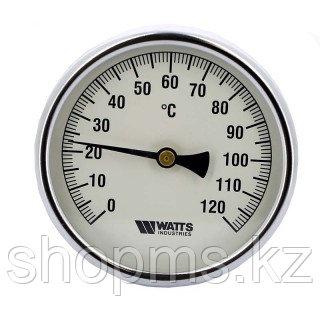 Термометр WATTS TAB 63/120 (0-120 С) арт. 10006504, фото 2