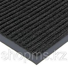 Коврик влаговпитывающий Классик черный 80*120 см
