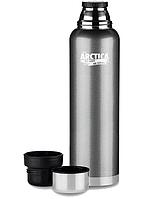 Термос ARCTICA (1,2л)(32ч)(металл/эмаль)-серый